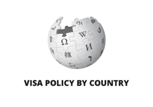 Visa Policy by Country